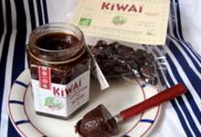 confiture de Kiwaï bio