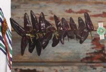 bipia, Piments d'Espelette en Corde Séchés