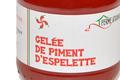 Ferme Atxania, Gelée au piment d'Espelette
