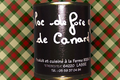 ferme Iribarne, bloc de foie gras