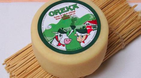 Oreka, Tomme mixte (Vache-Brebis)