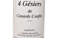 ferme Souletine, Gésiers