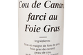 ferme Souletine, Cou de canard farci au foie gras