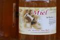 rucher du Mourle, miel d'acacia