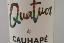 Quatuor de Cauhapé, jurançon moelleux, domaine Cauhapé