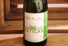 Cidre pétillant demi-sec Eztigar
