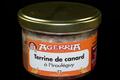 Agerria, Verrine Terrine de Canard à l'Irouléguy
