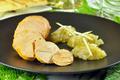 Agerria, Foie Gras de Canard au piment d'Espelette légèrement épicé