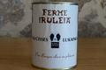 Iruleia, saucisses confites