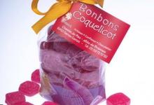 Bonbons Coquelicot