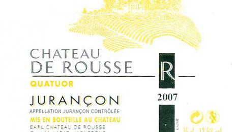 Château de Rousse Quatuor