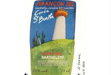 Domaine Barthelemy, jurançon sec, cuvée Saint-Barth