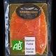 Plaque Saumon Fume Bio 4 Tranches