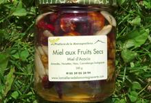 Miel aux Fruits Secs