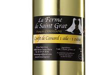 La Ferme de Saint Grat , Boîte demi canard