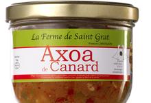 La Ferme de Saint Grat , Axoa de canard