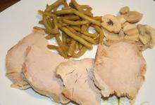 ferme Puyade,   Longe de porc confite