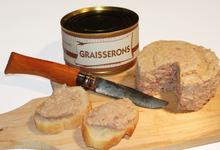 ferme Puyade, Graisserons de porc