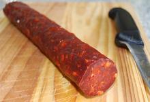 Le Chorizo de chez Loge