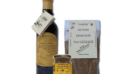huilerie des Roches, Coffret découverte Noix