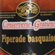 conserverie Gratien, Piperade Basquaise