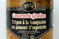 conserverie Gratien, Tripes à la Basquaise au piment d'Espelette