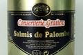 conserverie Gratien, Salmis de Palombe