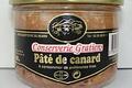 conserverie Gratien, Pâté de canard
