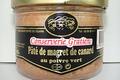 conserverie Gratien, Pâté de magret de canard au poivre vert