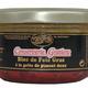 conserverie Gratien,  Bloc foie gras canard à la gelée piment doux