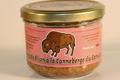 Terrine de bison à la canneberge du Canada