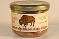 Terrine de Bison du Poitou aux Cèpes