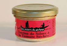 Terrine de silure aux tomates séchées