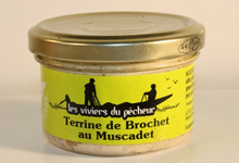 Terrine de Brochet au Muscadet