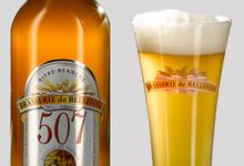 La 507 : CLOVIS bière blanche