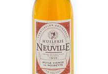 Huilerie de Neuville,   Huile Vierge de Noisette