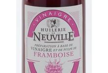 Vinaigre à la Pulpe de Framboise