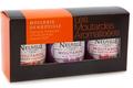 Huilerie de Neuville,  Coffret 3 Moutardes