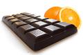 Chocolat noir 70% Orange