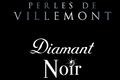 diamant noir, perles de Villemont