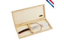 Coffret foie gras avec couteau et lyre à foie gras