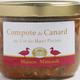 Compote de canard au vin du Haut Poitou