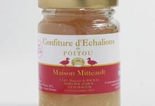 Confiture d'échalions du Poitou