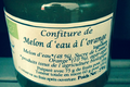 Confiture de Melon d'eau à l'orange