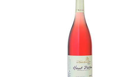 la tour Beaumont, rosé