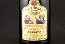 Hypocras du frère Tappecoue en Poitou