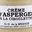 Crème d'asperge à la ciboulette