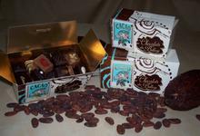 Ballotins de chocolats maison assortis