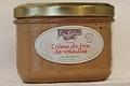 Crème foie volaille