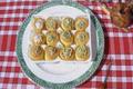Escargots en Mini-bouchées persillées
